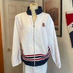 Vintage Bon Worth nautical jacket